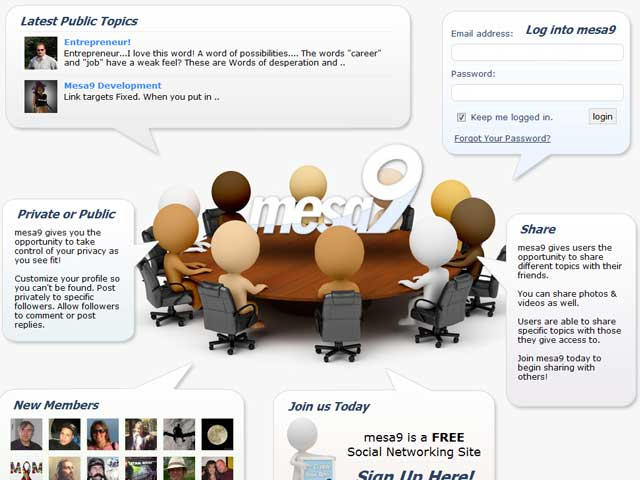 Mesa loan services inc